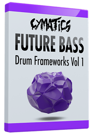 Cymatics Future Bass Drum Frameworks Vol.1 DAW Templates