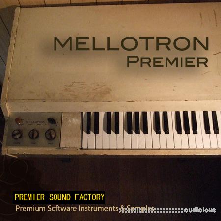 Premier Sound Factory Mellotron Premier KONTAKT