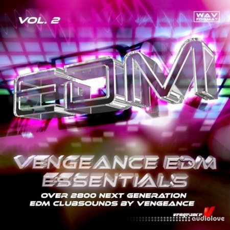 Vengeance EDM Essentials Vol.2 WAV