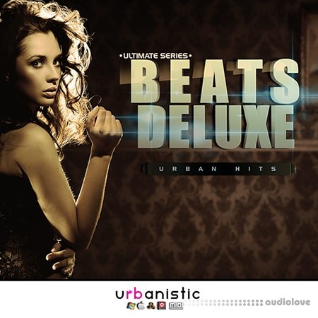 Urbanistic Beats Deluxe WAV MiDi AiFF ReFill
