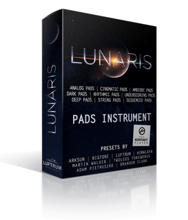 Luftrum Lunaris Pads v1.3 Layer Patch List Fix KONTAKT