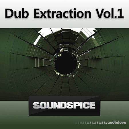 Soundspice Dub Extraction Vol.1 WAV MiDi