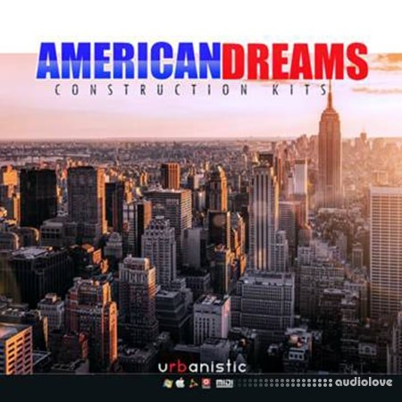 Urbanistic American Dreams WAV MiDi AiFF ReFill
