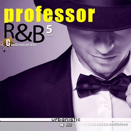 Urbanistic Professor R and B Vol.5 WAV MiDi