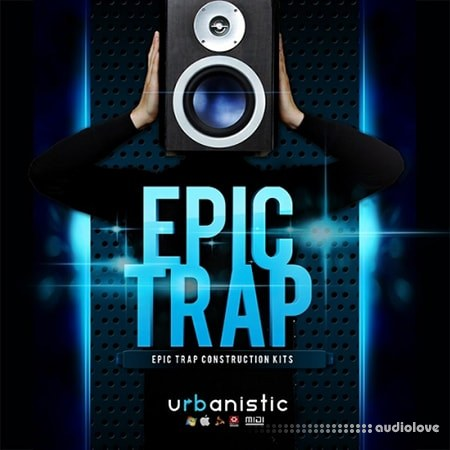 Urbanistic Epic Trap ACiD WAV MiDi AiFF ReFill