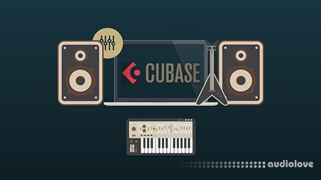 SkillShare Cubase 9 Tracks and Channels TUTORiAL