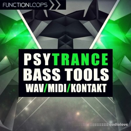 Function Loops Psytrance Bass Tools MULTiFORMAT