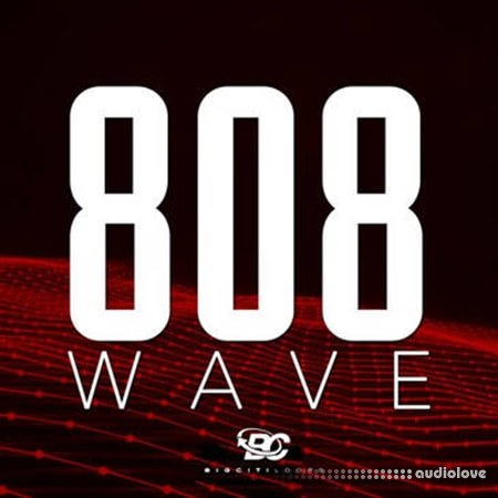 Big Citi Loops 808 Wave WAV MiDi