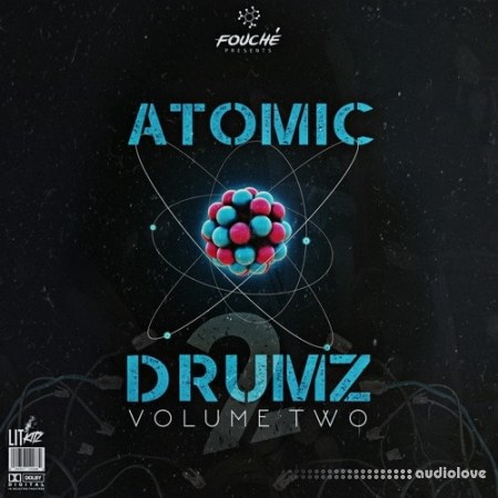Fouche Atomic Drumz Vol.2 WAV
