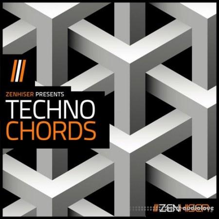 Zenhiser Techno Chords WAV MiDi