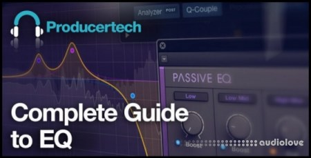 Producertech Zeitgeist Mastering The complete guide to EQ TUTORiAL