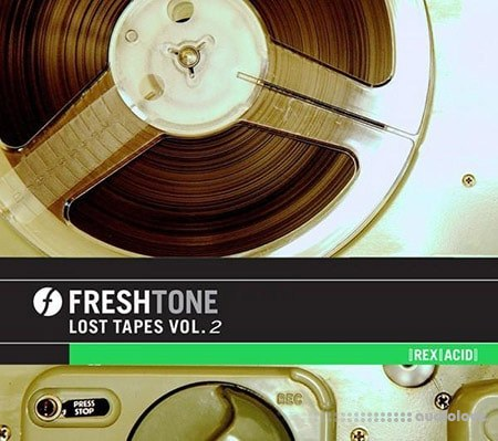 Freshtone Lost Tapes Vol.2 ACiD WAV REX