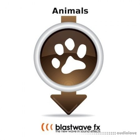 Blastwave FX Animals 01 Sound Effects WAV