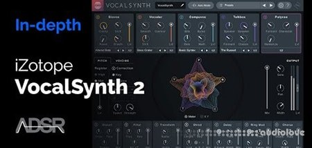 ADSR Sounds Learn How To Master VocalSynth 2 from iZotope TUTORiAL
