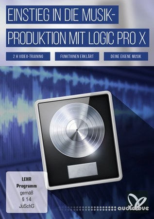 Logic Pro X Tutorial Musik selber machen TUTORiAL