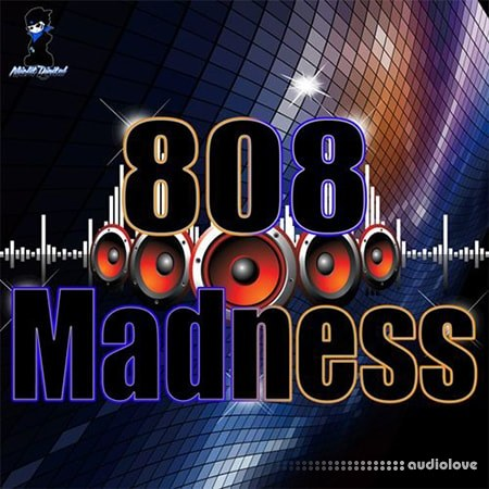 Misfit Digital 808 Madness Vol.1 WAV