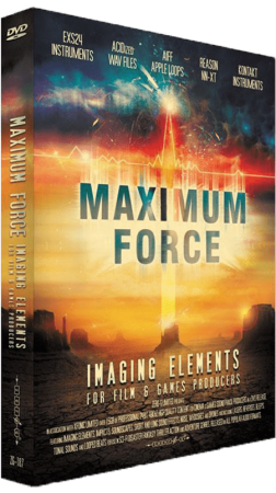 Zero-G Maximum Force MULTiFORMAT