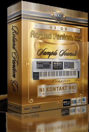 norCTrack Roland Fantom G6 KONTAKT