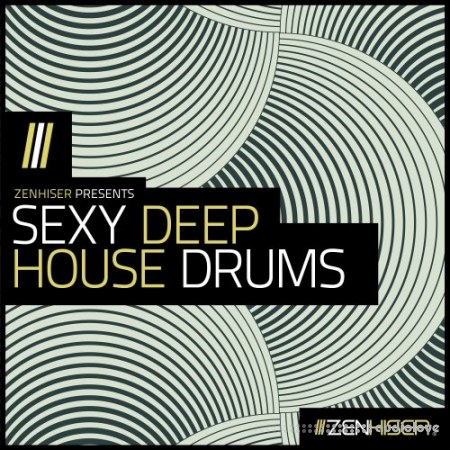 Zenhiser Sexy Deep House Drums WAV