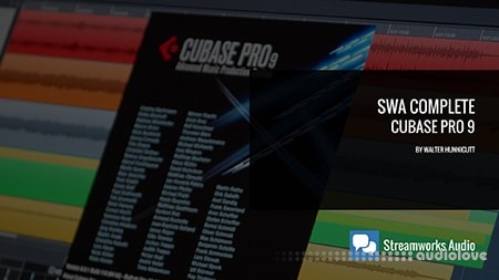 Streamworks Audio Swa Complete Cubase Pro 9 TUTORiAL