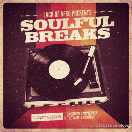 Loopmasters Lack Of Afro Soulful Breaks MULTiFORMAT