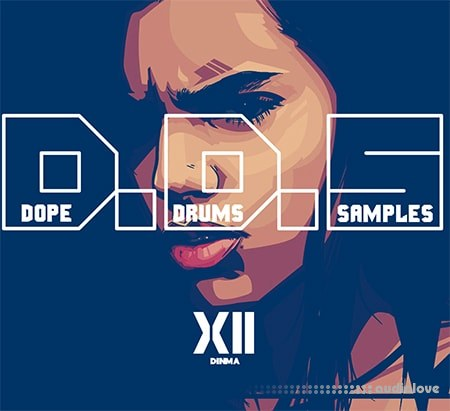 Dinma Beats Dope Drums Samples XII WAV AiFF