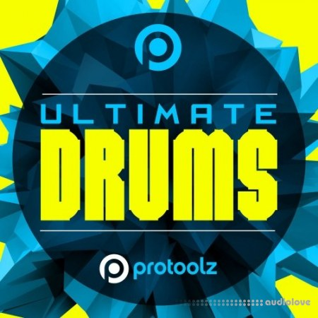 Protoolz Ultimate Drums WAV