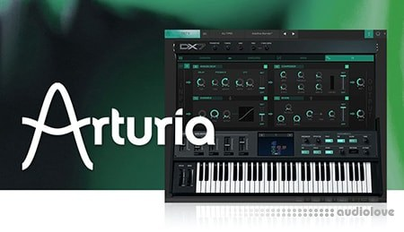 Sonic Academy How To Use Arturia DX7 V with King Unique TUTORiAL