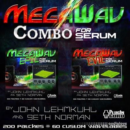 PlugInGuru MegaWav Combo Synth Presets