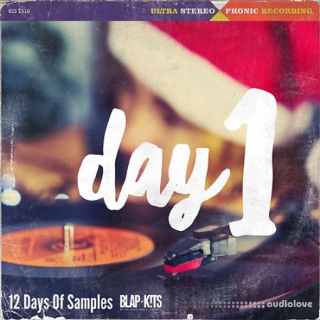 !llmind Blap Kits 12 Days Of Samples DAY 1 WAV