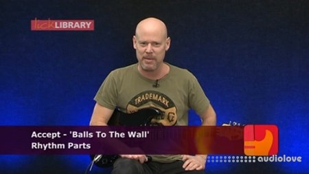 Licklibrary Balls To The Wall and The Ocean Lesson TUTORiAL