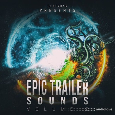 Audio Imperia Epic Trailer Sounds Vol.2 WAV