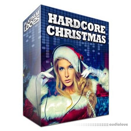PlatinumLoops HardCore Christmas WAV MiDi REX AiFF