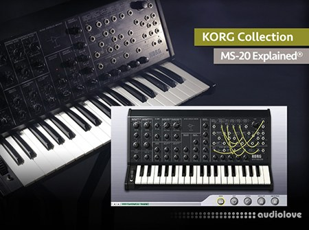 Groove3 KORG Collection MS-20 Explained TUTORiAL
