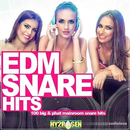 HY2ROGEN EDM Snare Hits WAV