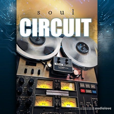 Redd Vest Soul Circuit Sound Collection Vol.1 WAV