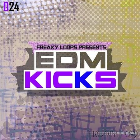 Freaky Loops Complextro EDM Kicks WAV