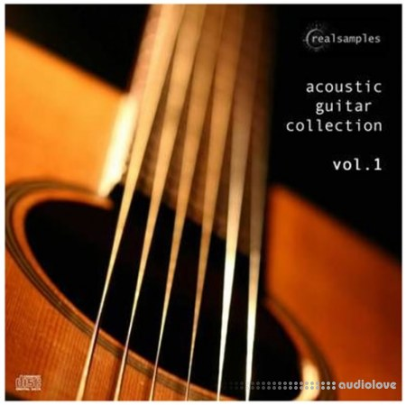 Realsamples Acoustic Guitar Collection Vol.1 MULTiFORMAT