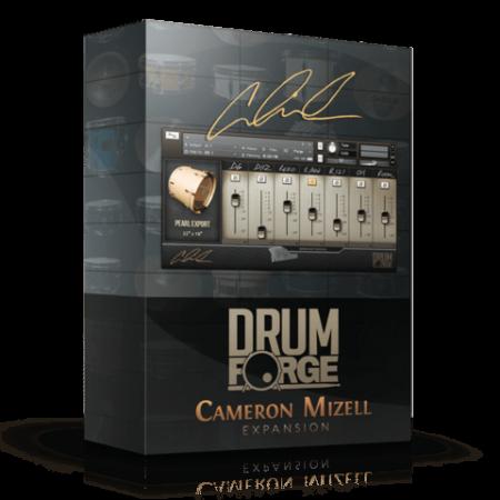 Drumforge Cameron Mizell Expansion KONTAKT