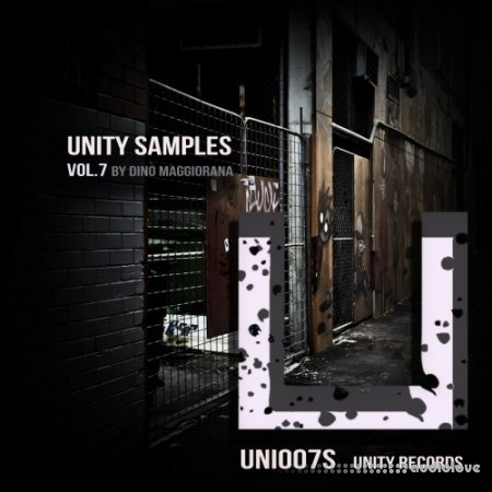 Unity Records Unity Samples Vol.7 by Dino Maggiorana WAV