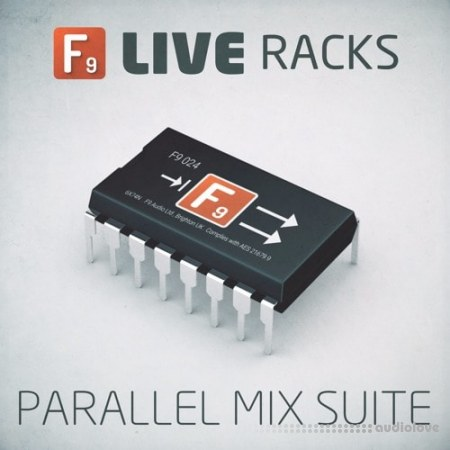 F9 Audio LIVE RACKS Parallel Suite v1.6 Ableton Live