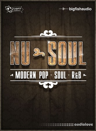 Big Fish Audio Nu-Soul KONTAKT