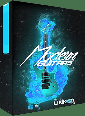 StudioLinkedVST Modern Guitars KONTAKT