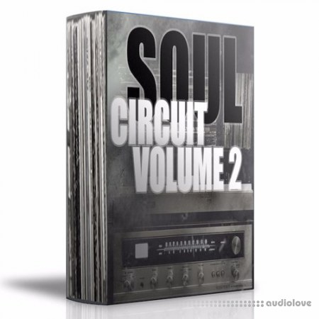 Redd Vest Soul Circuit Sound Collection Vol.2 WAV