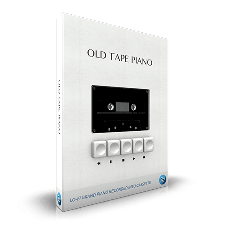 Wavesfactory Old Tape Piano KONTAKT