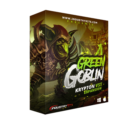 Industry Kits Green Goblin Krypton EXPANSION Krypton