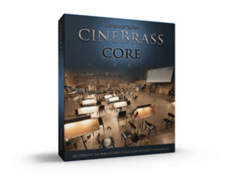 Cinesamples CineBrass CORE 1.7d KONTAKT