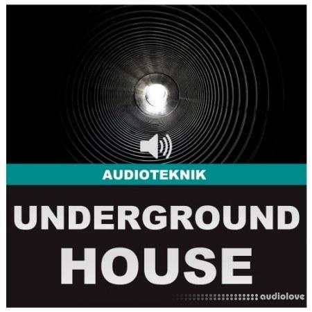 Audioteknik Underground House WAV