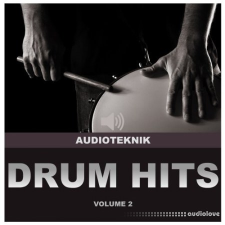 Audioteknik Drum Hits Vol.2 WAV