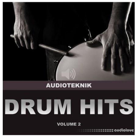 Audioteknik Drum Hits Vol.2 WAV